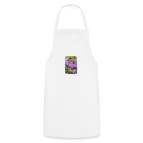 Blumen - Kochschürze