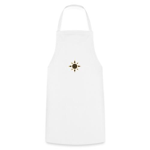 digimon 01 - Delantal de cocina