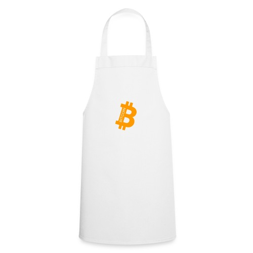 Bitcoin addict - Tablier de cuisine