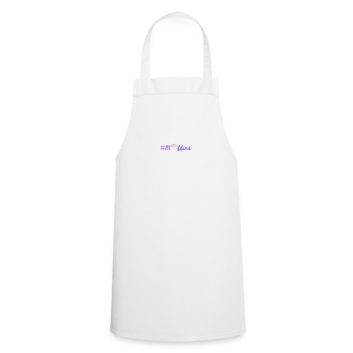 hashtag muffins - Cooking Apron
