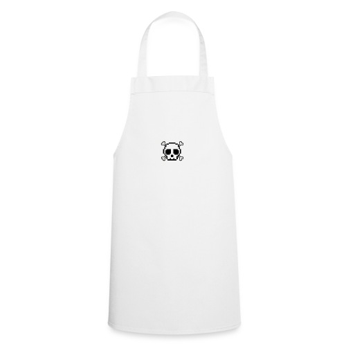 Scripted. Skull - Cooking Apron