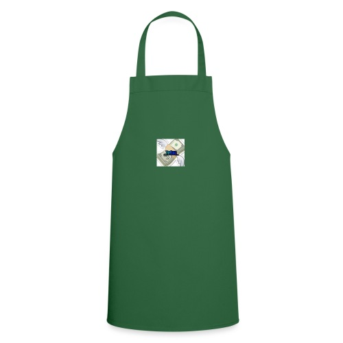 Money is strong - Cooking Apron