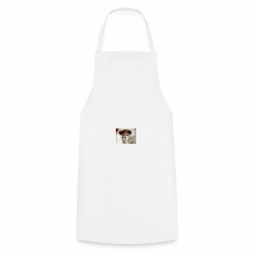 dog - Fartuch kuchenny