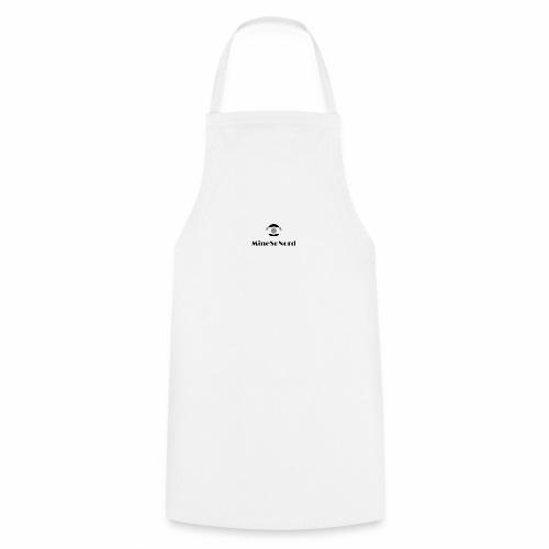 Minesonord Noir et Blanc - Tablier de cuisine