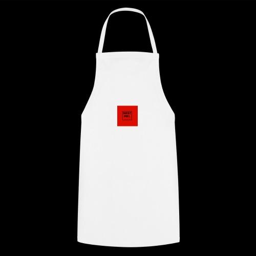 WEST FEEL logo rouge - Tablier de cuisine