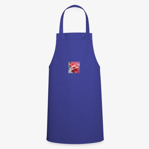I love my cock - Cooking Apron