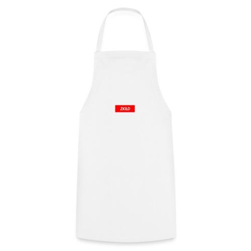 ZKILD box logo - Cooking Apron