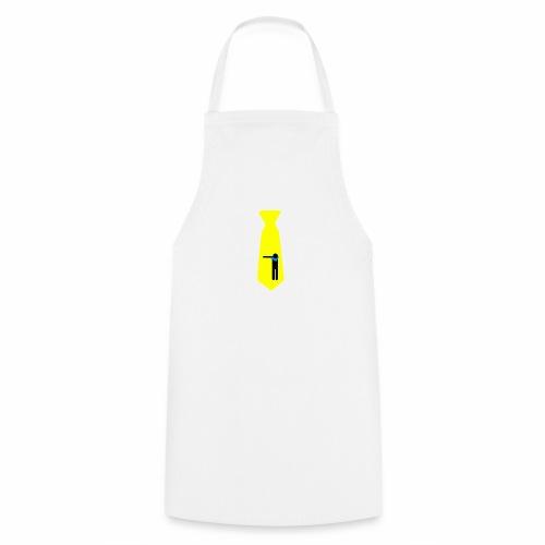 Dab Cravatta Gangsta Yellow - Grembiule da cucina