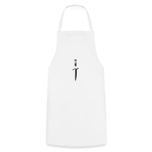 White Dagger S - Grembiule da cucina