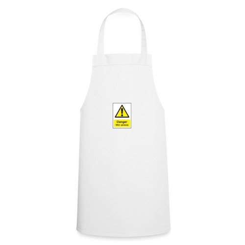 danger - Cooking Apron