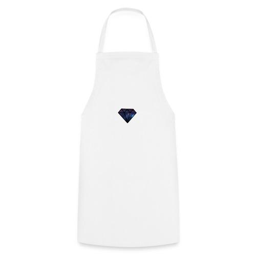 galaxy diamond - Fartuch kuchenny