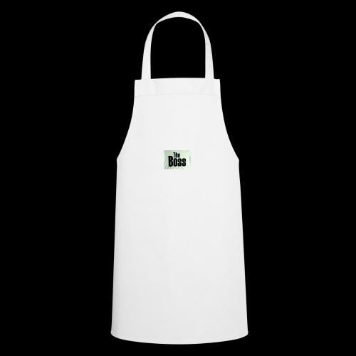 the boss - Cooking Apron