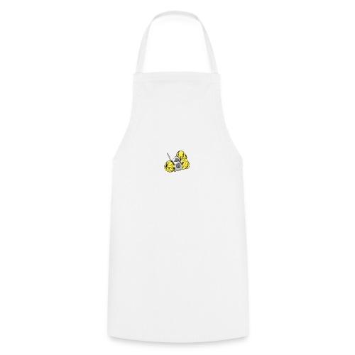 Pelotes - Tablier de cuisine