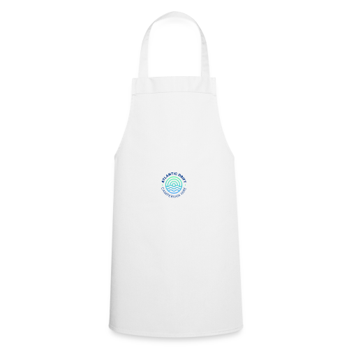 Atlantic Drift Logo (Blue) - Cooking Apron