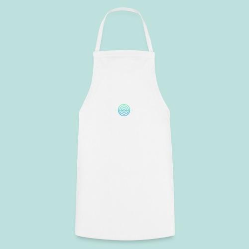 Atlantic Drift Logo (White) - Cooking Apron