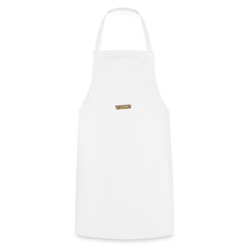 warning - Cooking Apron