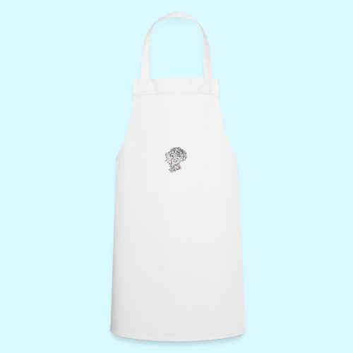smokey Skull - Cooking Apron