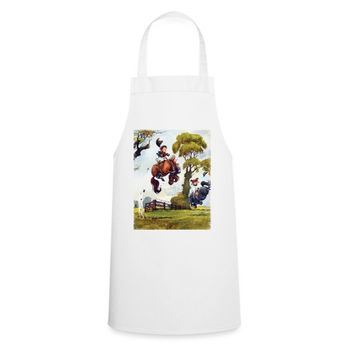 PonyRodeo Thelwell Cartoon - Cooking Apron