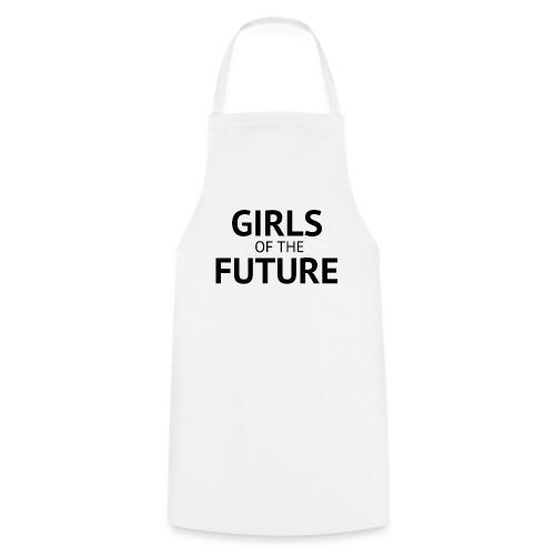 Girls of the Future - Delantal de cocina