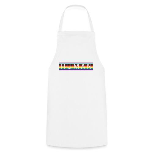 Human Flag Gay - Delantal de cocina