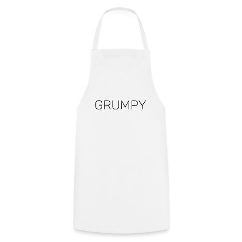 Grumpy - Delantal de cocina