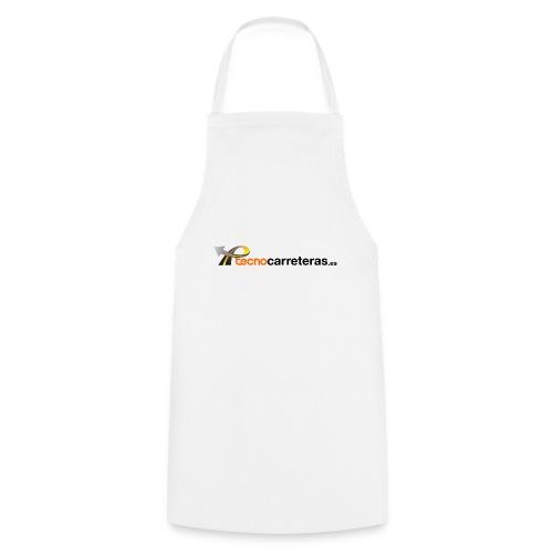 Tecnocarreteras - Delantal de cocina