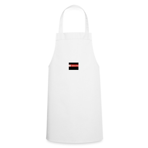 subsribe - Cooking Apron