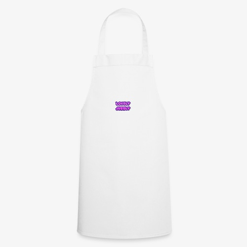 LOVELY JUBBLY - Cooking Apron