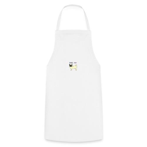 original pug shirt - Cooking Apron