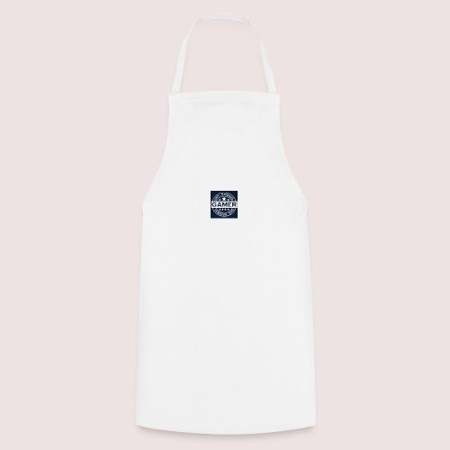 Gamer Logo - Kochschürze