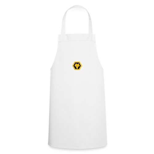 wolveslogo1 - Cooking Apron