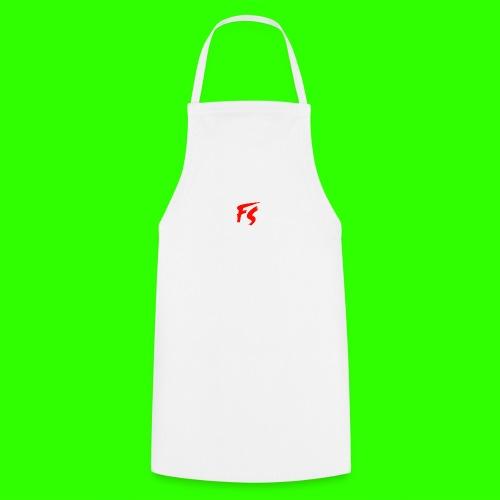 FS Logo rood - Keukenschort