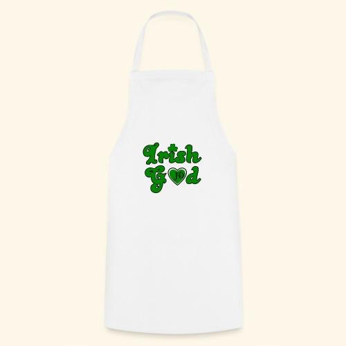 Irish God - Cooking Apron