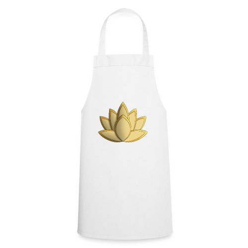 Lotus - Tablier de cuisine