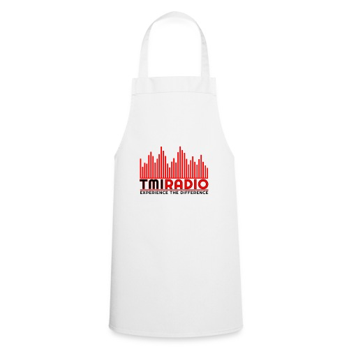NEW TMI LOGO RED AND BLACK 2000 - Cooking Apron