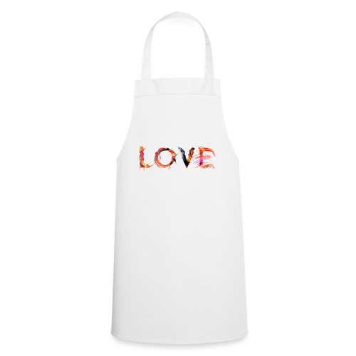 Love - Tablier de cuisine