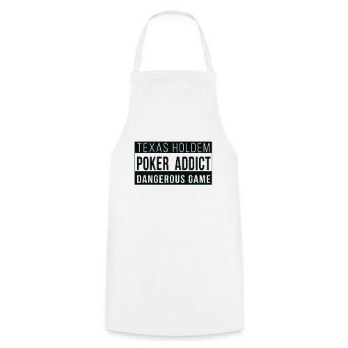 POKER HOLDEM ADDICT - Tablier de cuisine