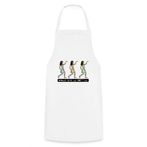 WALK LIKE AN EGYPTIAN I Prinzessinnen - Kochschürze