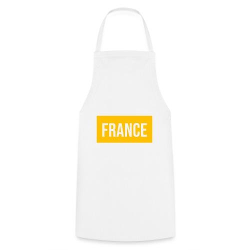 France Europe Paris French Tricolore romantique - Tablier de cuisine