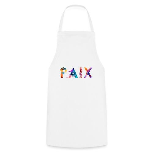 Paix - Tablier de cuisine