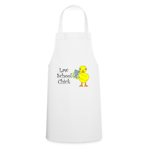 Law School Chick - Cooking Apron