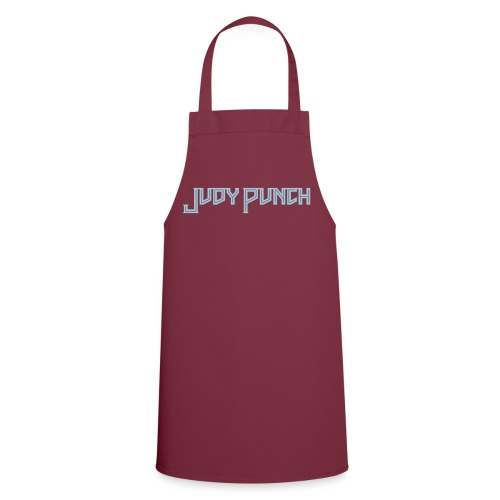 Judy Punch text - Cooking Apron