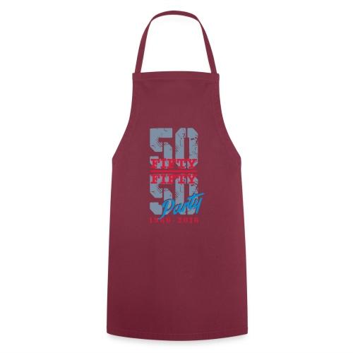 tablier de cuisine 50-50 - Tablier de cuisine