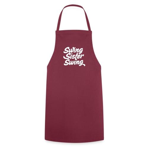 Swing Sister Swing - Keukenschort