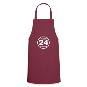 Race24 round logo white - Cooking Apron