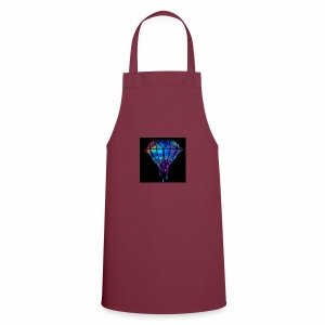 The paint spilt - Cooking Apron