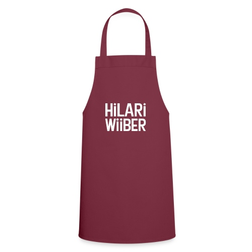 Hilari Wiiber - Be a HiWi - Kochschürze