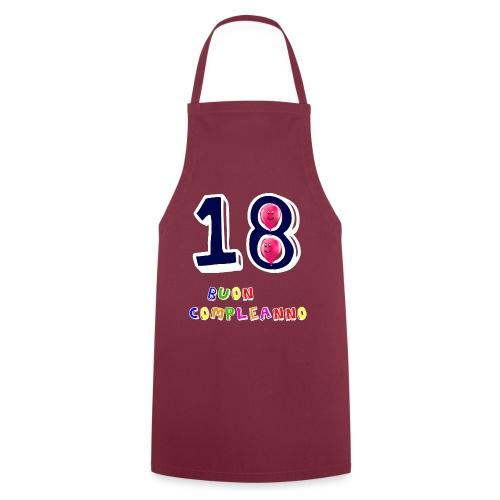 18th birthday - Grembiule da cucina
