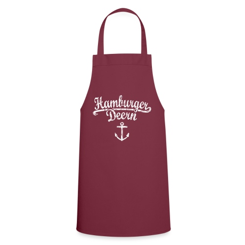 Hamburger Deern Klassik (Vintage Weiß) Hamburg - Kochschürze