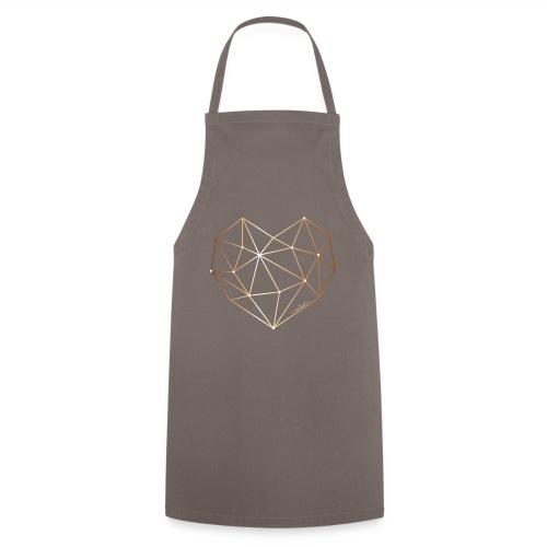 Herz in Diamant, Diamantherz - Kochschürze